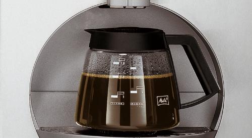 Melitta® cup-breakfast - Hoher Auslauf